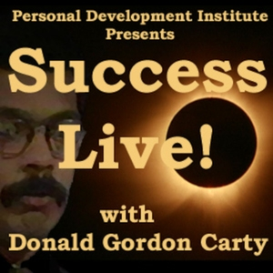 Success Live by Donald Carty