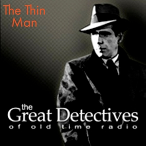 The Great Detectives Present the Thin Man by Adam Graham