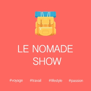 Le nomade show by Adrien Belhomme