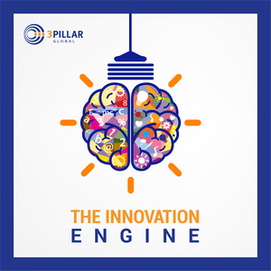 The Innovation Engine Podcast by Jessica Hall and Scott Varho