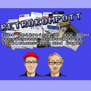 RETROKOMPOTT by Patrick, Robin & Gäste