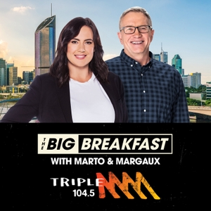 The Big Breakfast Catch Up - 104.5 Triple M Brisbane - Greg Martin, Robin Bailey, Nick Cody by Triple M