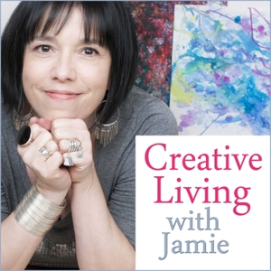 Creative Living with Jamie by Jamie Ridler, your creative living coach