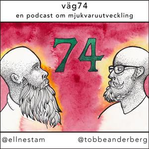 Väg 74 by Ola Ellnestam, Tobias Anderberg