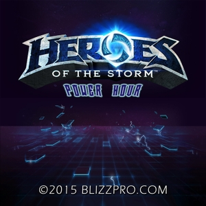 BlizzPro Heroes of the Storm Powerhour by Jimmy Blocksom