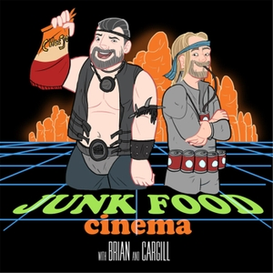 Junkfood Cinema by Brian Salisbury