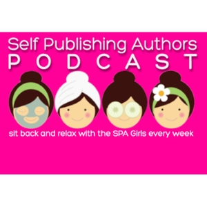 SPA Girls Podcast by SPA Girls podcast - self publishing for authors
