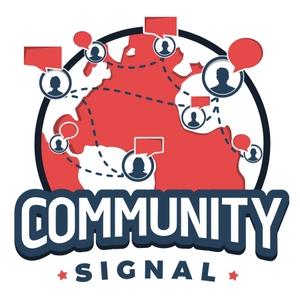 Community Signal by Patrick O'Keefe