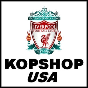 Kop Shop USA - Liverpool FC by Keith Costigan and Nick Webster