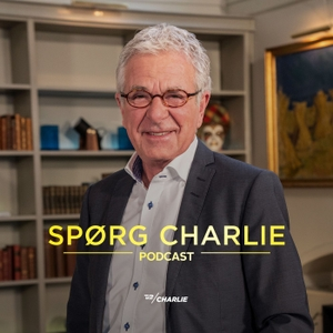 Spørg Charlie podcast by TV 2 Charlie