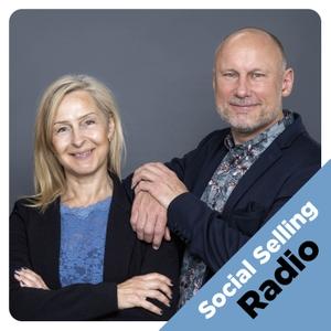 Social Selling Radio by Leif Carlsen og Eva Sachse