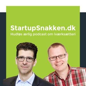 StartupSnakken.dk med Anders Thue Pedersen & Martin Bengaard by Martin Bengaard & Anders Thue Pedersen