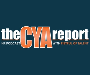 The CYA Report by Fistful of Talent