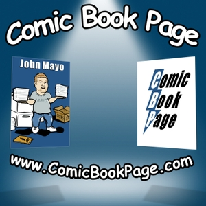 Comic Book Page Podcast by Comic Book Page