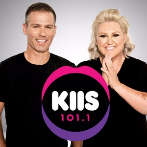 Matt Tilley & Meshel Laurie For Breakfast by KIIS 101.1 Melbourne