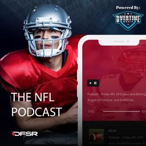 DFSR's NFL Daily Fantasy Podcast by AC Sports