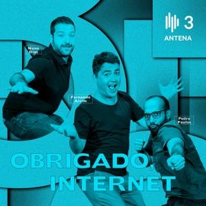Obrigado, Internet by RTP - Rádio e Televisão de Portugal - Antena3