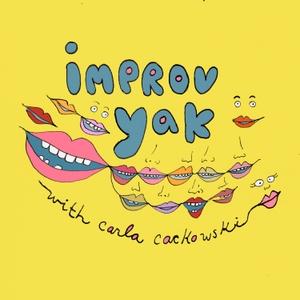 Improv Yak by Carla Cackowski