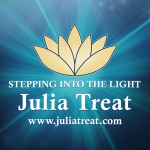 Stepping Into The Light by Julia Treat
