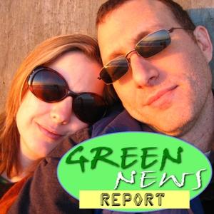 Green News Report w/ Brad Friedman & Desi Doyen by Brad Friedman & Desi Doyen