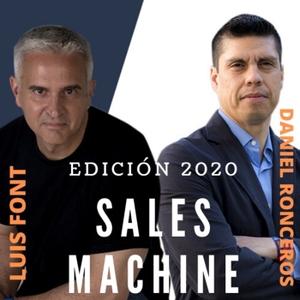 Sales Machine by Luis Font