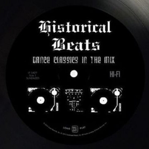 Historical Beats - Dance Classics In The Mix by Rob McLeod