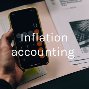 Inflation accounting by Mohammed Rayaan