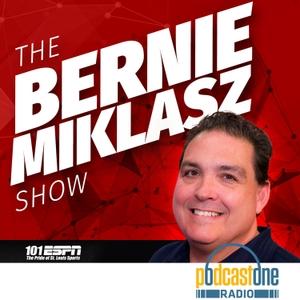 The Bernie Miklasz Show by PodcastOne / Hubbard Radio