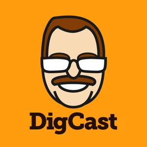 The DigCast with Carl Diggler by Cafe