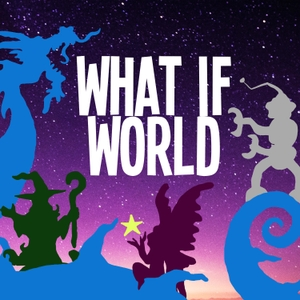 What If World - Stories for Kids by Eric O'Keeffe