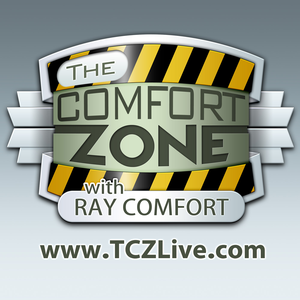 """The Comfort Zone with Ray Comfort by Ray Comfort, Emeal (""""E.Z."""") Zwayne, Mark Spence"""