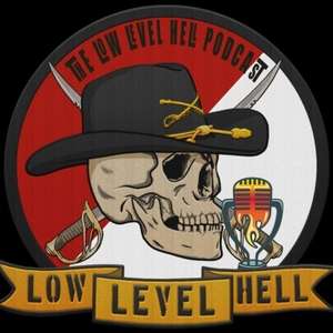 "The Low Level Hell Podcast by Brian ""Casmo"" Harris, US Army OH-58D/ AH-64E pilot"