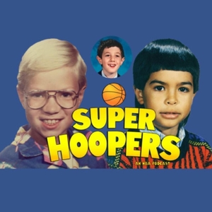 Super Hoopers: An NBA podcast by Blue Wire