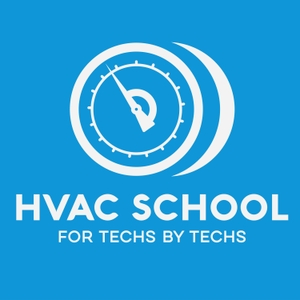 HVAC School - For Techs, By Techs by Bryan Orr