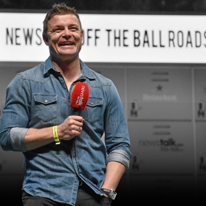 Brian O'Driscoll on Off The Ball by None