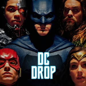 DC Drop - DC Movies, TV, and Comics News by DC Podcasts - DCEU movies, TV, and comics
