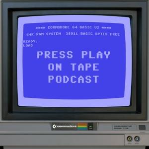 Press Play On Tape Podcast by Darren Borg & Alex Boz