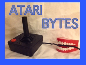 ATARI BYTES by William Pepper
