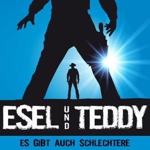Esel und Teddy by Esel Müller und Teddy Krzysteczko