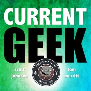 Current Geek by Scott Johnson