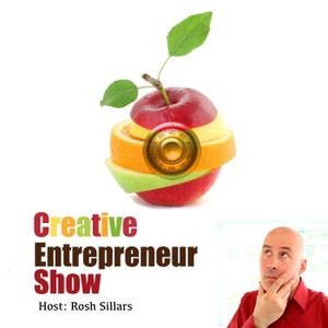 Creative Entrepreneur Podcast by Rosh Sillars