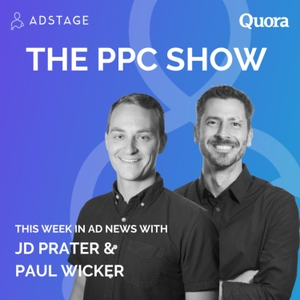 The PPC Show Podcast by AdStage