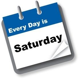 Motivation And Inspiration From Every Day Is Saturday With Sam Crowley by Sam Crowley