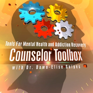 Counselor Toolbox Podcast by Dr. Dawn-Elise Snipes