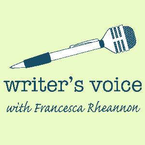 Writer's Voice with Francesca Rheannon by Francesca Rheannon