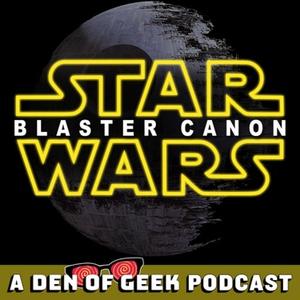 Star Wars Blaster Canon by Den of Geek