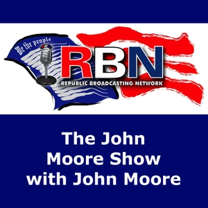 The John Moore Show with John Moore by John Moore