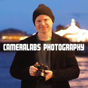 Cameralabs photography podcast by Gordon Laing