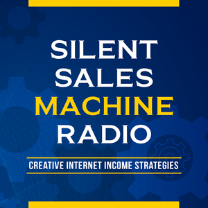 Silent Sales Machine Radio by Jim Cockrum