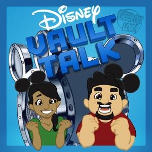 Disney Vault Talk by Steve Glosson and Teresa Delgado